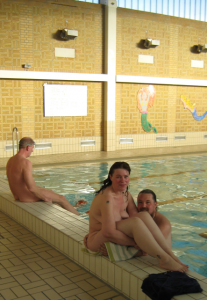 Åbent hus: Gratis nøgensvømning i Aalborg @ Sofiendal Svømmehal