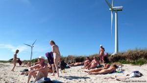 Strandtur Øster Hurup @ Øster Hurup Strand | Aalborg | Nordjylland | Danmark