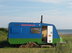 Lørdags GUS og sauna hygge med MobilSaunaen.dk @ Mariendal Strand