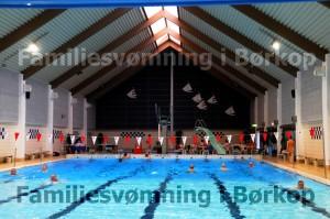 Børkop – AFLYST: Familie- og naturistsvømning @ Børkop Svømmehal