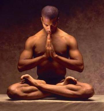 nøgen yoga for mænd