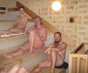 Danmark største gård nøgen sauna Danmark