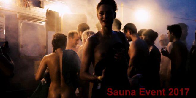nøgen sauna Danmark stort rør