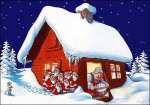 Julefrokost i DN Storkøbenhavn @ Tysmosen Friluftscenter | Smørum | Danmark