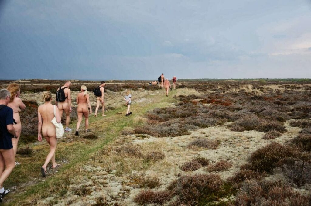World Naked Hiking Day
