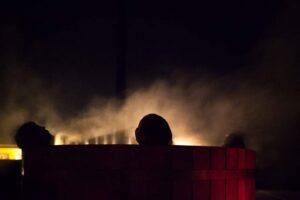 Vildmarksbad og SaunaGus @ Tysmosen FrluftsCenter | Smørum | Danmark